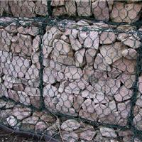 pvc包塑石笼格宾网专业生产-东润石笼网厂