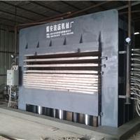生态板热压机