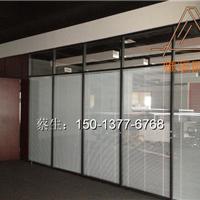 深圳南山玻璃百叶窗隔断