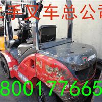 供应二手叉车3t上海二手叉车回收