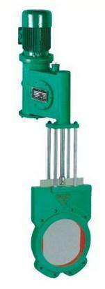 供应上海Z273X电液动对夹式浆液阀厂家价格