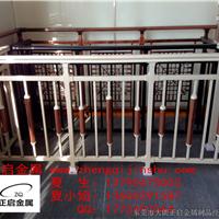 供应惠州锌钢组装式阳台栏杆!