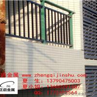 供应惠州正启金属锌钢阳台栏杆批发