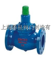 供应上海直接作用弹簧薄膜式减压阀Y410X厂