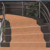 定制加工陶瓷楼梯踏步板 楼梯地板