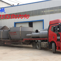 混合煤气发生炉结构图纸永业提供