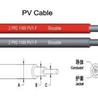 PV1-F4.0太阳能光伏电缆,厂家直销