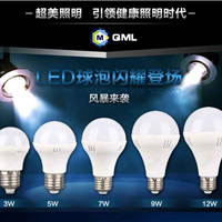 LED灯具招商 厂家直供货源