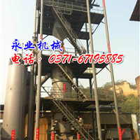 河北唐山QM系列煤气发生炉首选河南永业