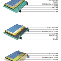 供应河南郑州 商丘铝镁锰屋面合金板65-430