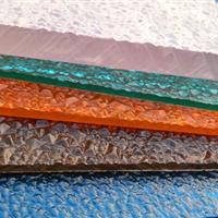 车棚雨棚专用pc耐力板低价销售批发生产