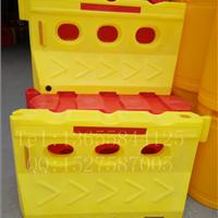 交通滚塑水马厂家 塑料滚塑水马批发直销