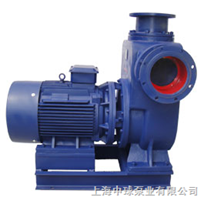 200ZSL400-40-75-4直联式双吸自吸泵