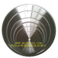 供应无毛刺铝铜切割片 进口锯片 大直径锯片