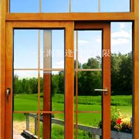 木铝复合窗 别墅定制门窗 别墅系统门窗