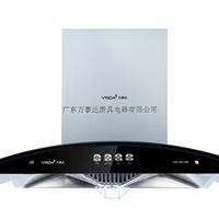 供应3D热炫风自动除油专利欧式烟机