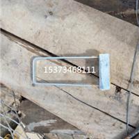 唐山高铁用U型螺栓铆接哈芬槽