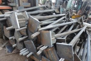 贵州带加劲地脚锚栓厂家五折销售