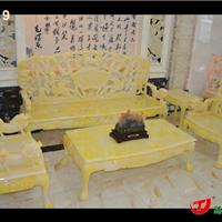 【厂家直供】供应极品玉石桌椅套装丨可定做