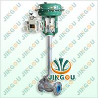 供应液氮用气动低温调节阀