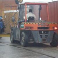 松江新城5吨叉车出租-设备装卸-汽车吊出租