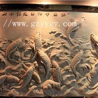 供应砂岩浮雕 砂岩艺术雕塑壁画 人造石雕塑