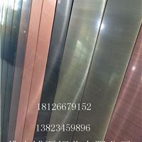 供应201不锈钢仿古铜装饰板 不锈钢镀铜厂家