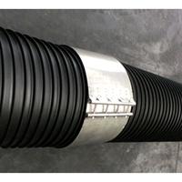 供应广东塑钢缠绕管不锈钢卡箍
