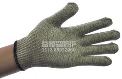 供应苏州劳保用品 E-QH005 超级防割手套