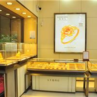 供应湖南珠宝展示柜,珠宝玉器展柜订做价格