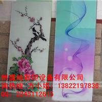 供应汕头玻璃工艺品UV印花机