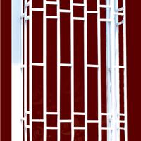 临沂不锈钢防护窗品牌_名粤防护您值得信赖