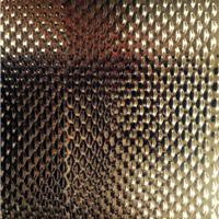 彩色不锈钢KTV门板 304不锈钢钛金压花板
