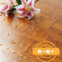 供应缅甸柚木地板 全实木地板 深圳木地板