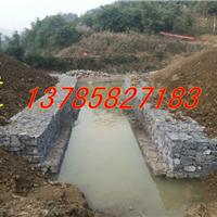 格宾石笼 河堤修建雷诺护垫 耐腐蚀宾格网