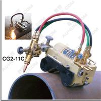 广东磁力管道切割机,CG2-11C磁力切管机价格