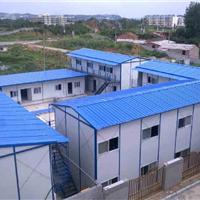 供应建筑工地彩钢板活动房