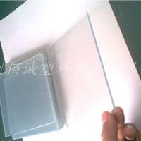 长期供应透明pvc塑料板蓝底透明板,隔板