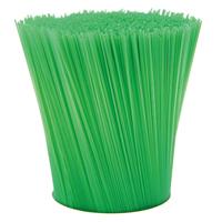 供应PVC塑料刷毛 清洁丝 扫帚丝 滚筒刷丝