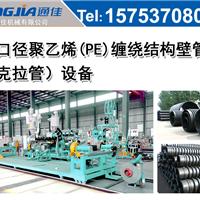 供应大口径塑料管材设备 塑料管材生产线