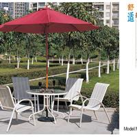 厂家供应户外家具花园家具编藤桌椅户外伞