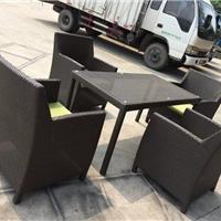 供应户外休闲桌椅铝铸户外家具