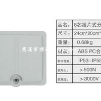 供应丝路 24芯光纤分线箱,24芯光缆配线箱