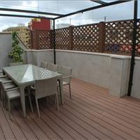 随州生态木塑木地板WPC环保再生木PVC长城板