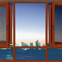 供应铝合金门窗―出口门窗