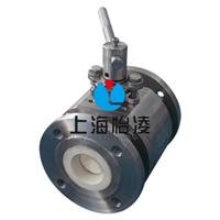 陶瓷阀门|上海怡凌Q41TC耐磨陶瓷球阀