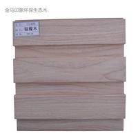 供应生态木大长城装饰板(银橡木)