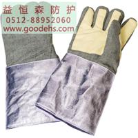 苏州劳保用品E-LA8防切割 一千度耐高温手套