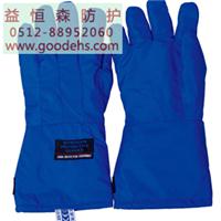 苏州劳保用品E-LA1多层复合 超低温液氮手套