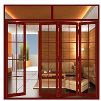 工程幕墙、铝合金、别墅高档隔热断桥门窗、平开门门窗